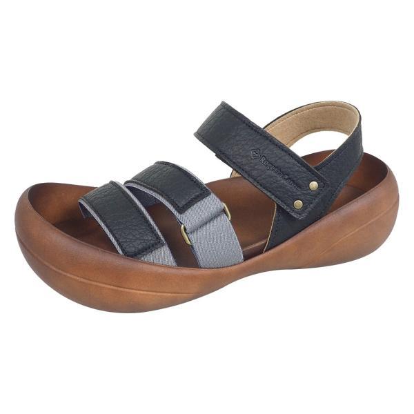 リゲッタカヌー サンダル メンズ おしゃれ ベルト ストラップ マジックテープ sandal|gjweb|07