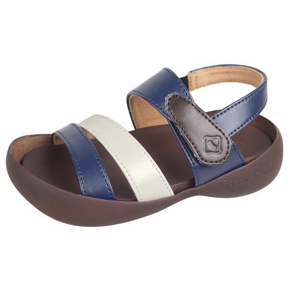 リゲッタ カヌー キッズ サンダル おしゃれ 男 女 ストラップサンダル 3本 ベルト sandal|gjweb|23