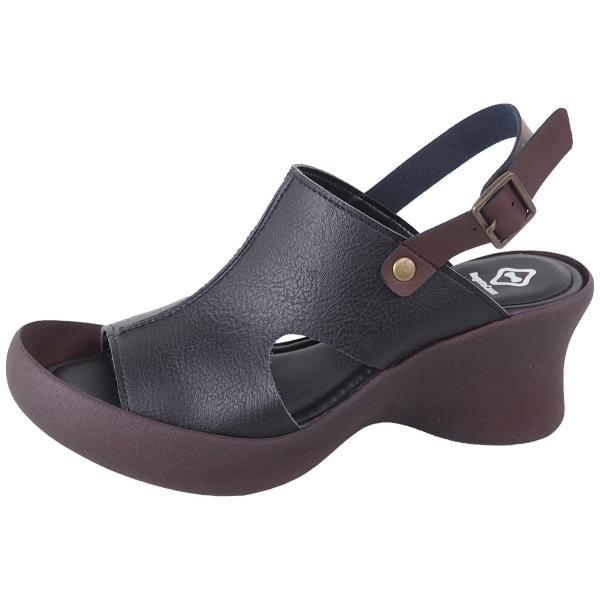 リゲッタ カヌー サンダル レディース 厚底 ウェッジソール 履きやすい オープントゥ ストラップ sandal gjweb 18