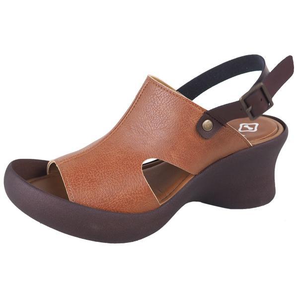 リゲッタ カヌー サンダル レディース 厚底 ウェッジソール 履きやすい オープントゥ ストラップ sandal gjweb 19