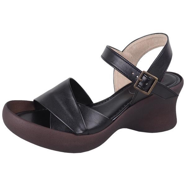 リゲッタ カヌー サンダル レディース 厚底 ウェッジソール かかと ストラップ ハイヒール sandal|gjweb|20