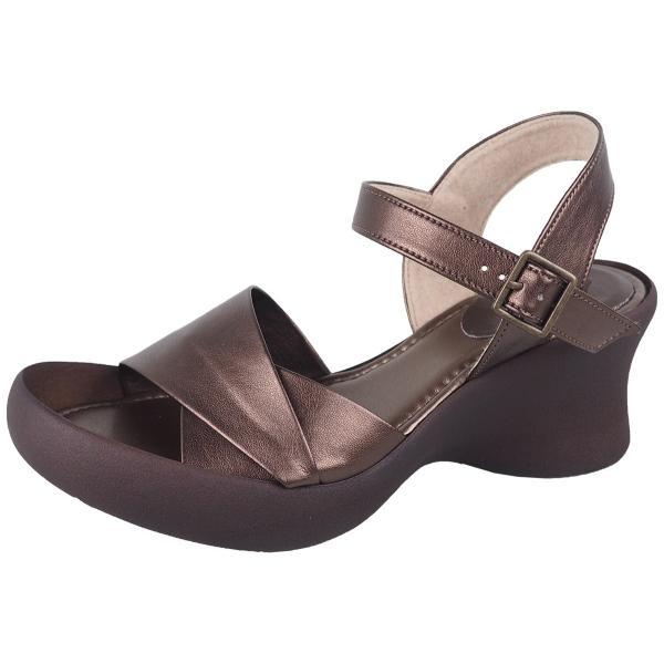 リゲッタ カヌー サンダル レディース 厚底 ウェッジソール かかと ストラップ ハイヒール sandal|gjweb|21