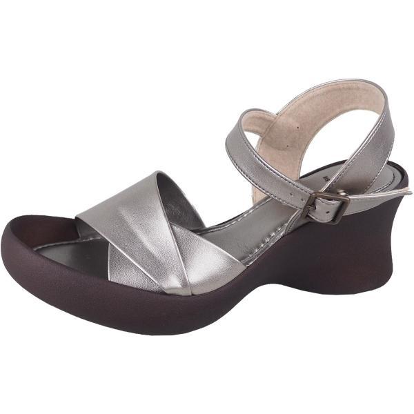 リゲッタ カヌー サンダル レディース 厚底 ウェッジソール かかと ストラップ ハイヒール sandal|gjweb|23
