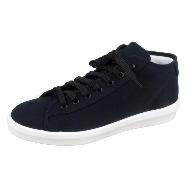 ムーンスター スニーカー メンズ レディース 白 黒 ハイカット キャンバス 日本製 RALY HI sneakers|gjweb|19