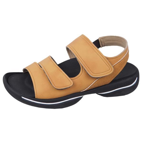 リゲッタ サンダル レディース オフィス ストラップ 甲高 幅広 履きやすい ベルクロ 防滑 グミ インソール sandal gjweb 21