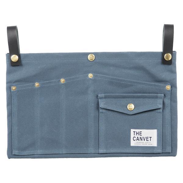 ウエストバッグ ガレージバッグ キャンバス 道具入れ エプロン ヒップバッグ ベルト メンズ レディース おしゃれ 軽い 日本製 キャンベット waist bag gjweb 18