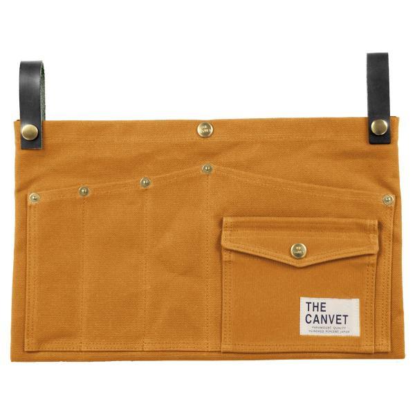 ウエストバッグ ガレージバッグ キャンバス 道具入れ エプロン ヒップバッグ ベルト メンズ レディース おしゃれ 軽い 日本製 キャンベット waist bag gjweb 19