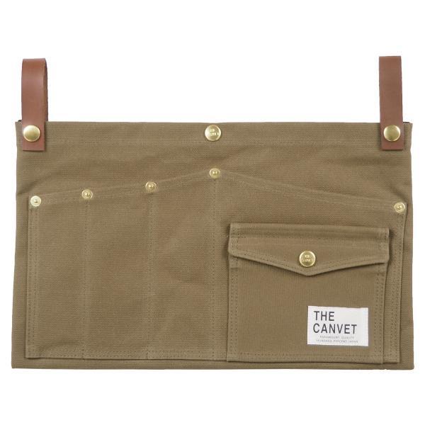 ウエストバッグ ガレージバッグ キャンバス 道具入れ エプロン ヒップバッグ ベルト メンズ レディース おしゃれ 軽い 日本製 キャンベット waist bag gjweb 20