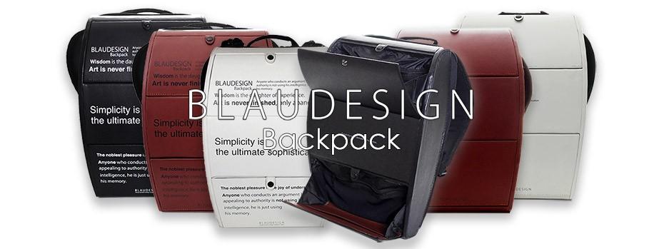 大人のランドセル BLAUDESIGN Backpack