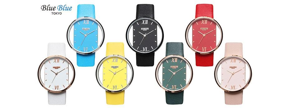 ブルーブルートウキョウ 腕時計