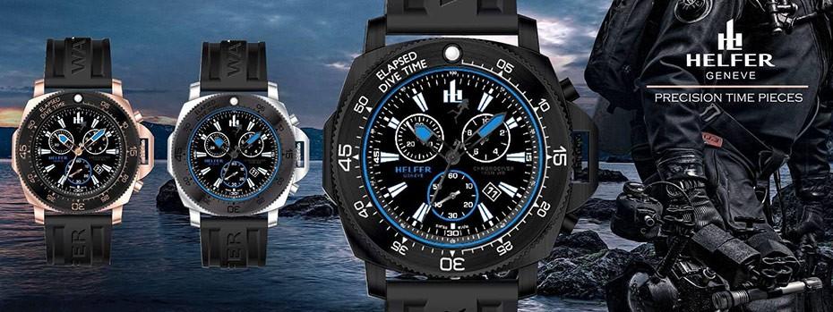スイスの新進ブランド HELFER(ヘルファー)腕時計