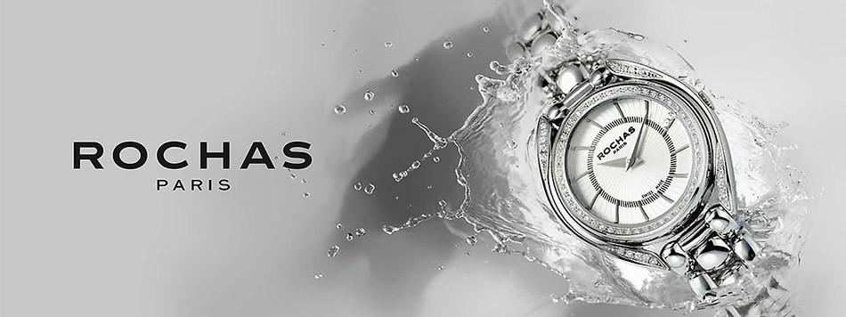 フランスのラグジュアリーブランド ROCHAS(ロシャス)腕時計