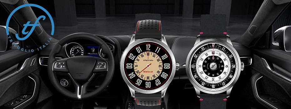 Trifoglio Italia(トリフォグリオ・イタリア)腕時計