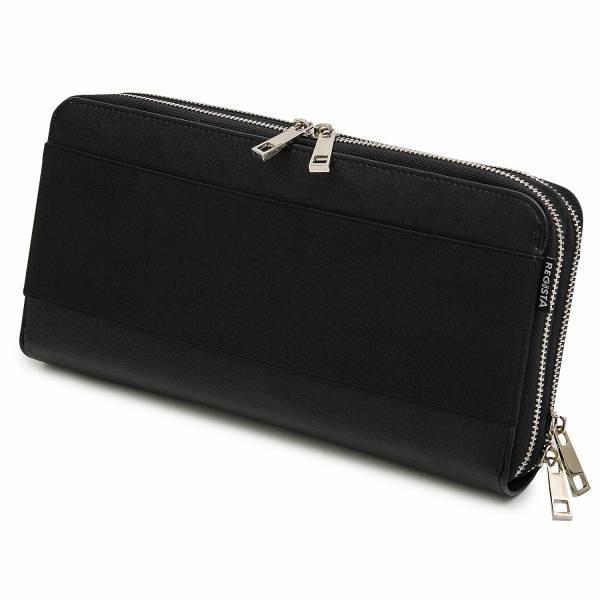 クラッチバッグ オーガナイザー インバッグ レディース PU レザー 革 合皮 無地 パスポート入れ 財布 オフィスカジュアル ビジカジ 旅行 鞄 カバン バッグ|glabella|17