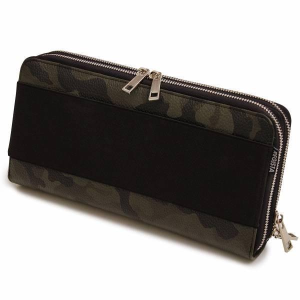 クラッチバッグ オーガナイザー インバッグ レディース PU レザー 革 合皮 無地 パスポート入れ 財布 オフィスカジュアル ビジカジ 旅行 鞄 カバン バッグ|glabella|18