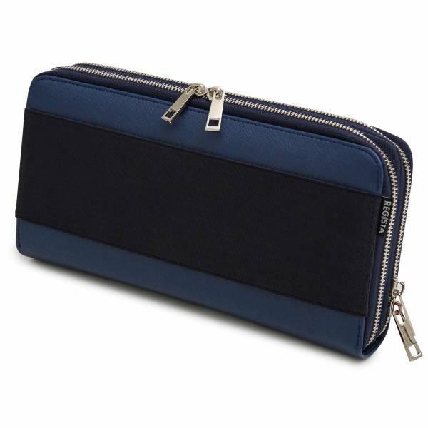 クラッチバッグ オーガナイザー インバッグ レディース PU レザー 革 合皮 無地 パスポート入れ 財布 オフィスカジュアル ビジカジ 旅行 鞄 カバン バッグ|glabella|20