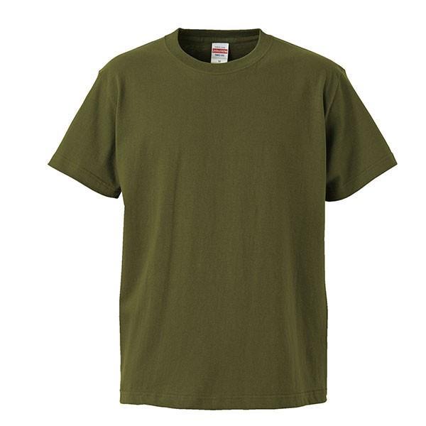 Tシャツ 半袖 無地 レディース 黒 白 ブラック ホワイト ビッグT ユナイテッドアスレ 5.6oz 丸胴 シンプル|glabella|23