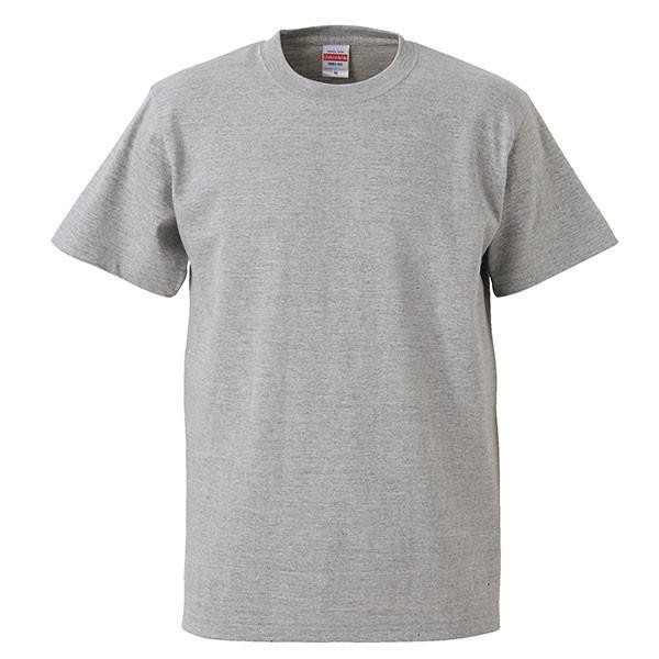 Tシャツ 半袖 無地 レディース 黒 白 ブラック ホワイト ビッグT ユナイテッドアスレ 5.6oz 丸胴 シンプル|glabella|22