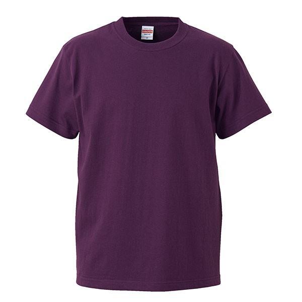 Tシャツ 半袖 無地 レディース 黒 白 ブラック ホワイト ビッグT ユナイテッドアスレ 5.6oz 丸胴 シンプル|glabella|25