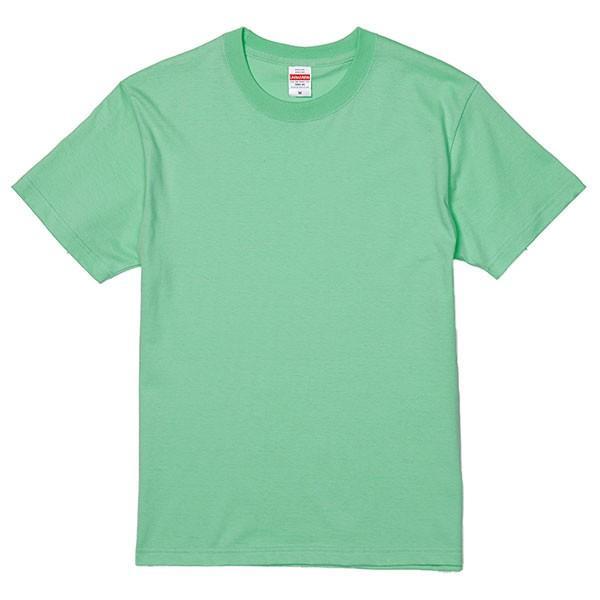 Tシャツ 半袖 無地 レディース 黒 白 ブラック ホワイト ビッグT ユナイテッドアスレ 5.6oz 丸胴 シンプル|glabella|32