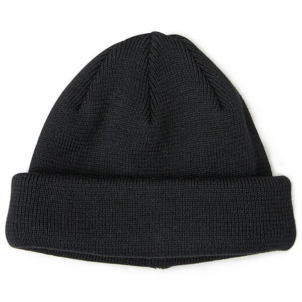 ニット帽 ニットキャップ 帽子 ニットワッチキャップ ニットワッチ 日本製 ブラック グレー 黒 茶 紫 シンプル 無地 国産|glabella|21