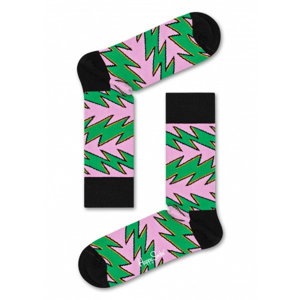 Happy Socks ハッピーソックス ROCK´N ROLL STRIPE ( ロックンロール ストライプ ) クルー丈 綿混 ソックス 靴下 ユニセックス メンズ&レディス 1A113027|glanage|11