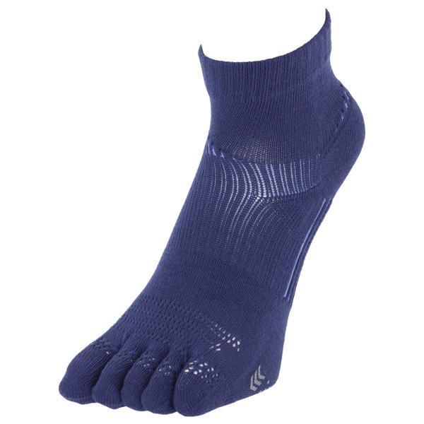ランニング 5本指 吸水速乾 メンズ 靴下 NAIGAI PERFORMANCE ナイガイ パフォーマンス メッシュ編み ショート丈 ソックス 2332-201|glanage|11