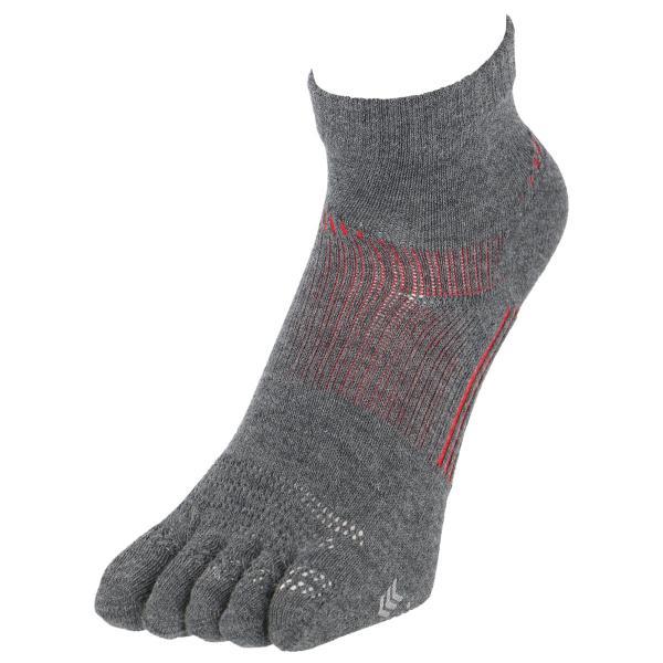 ランニング 5本指 吸水速乾 メンズ 靴下 NAIGAI PERFORMANCE ナイガイ パフォーマンス メッシュ編み ショート丈 ソックス 2332-201|glanage|12