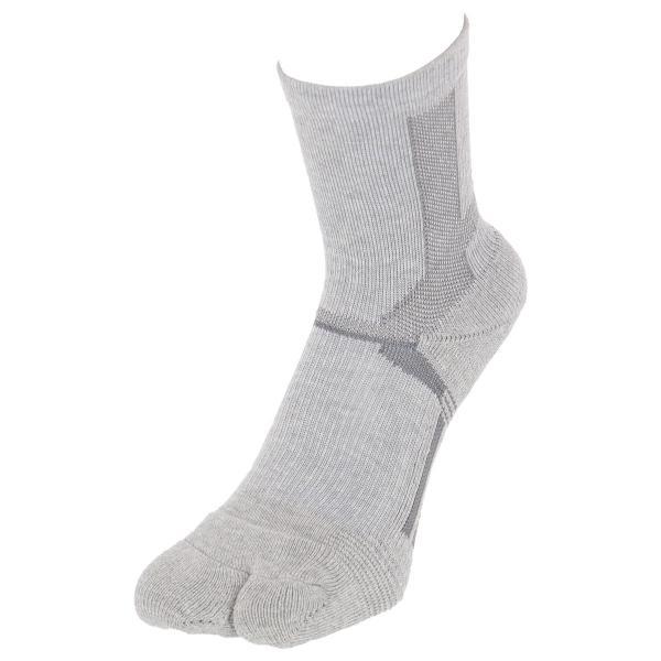 ウォーキング 2本指 足袋型 メンズ 靴下 NAIGAI PERFORMANCE ナイガイ パフォーマンス 総パイル仕様 クルー丈 ソックス 2332-206|glanage|12