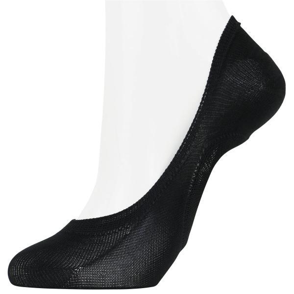 Calvin Klein カルバンクライン レディス オープンソール 浅履き 消臭加工 かかとすべり止め付 フットカバー カバーソックス ポイント10倍|glanage|15