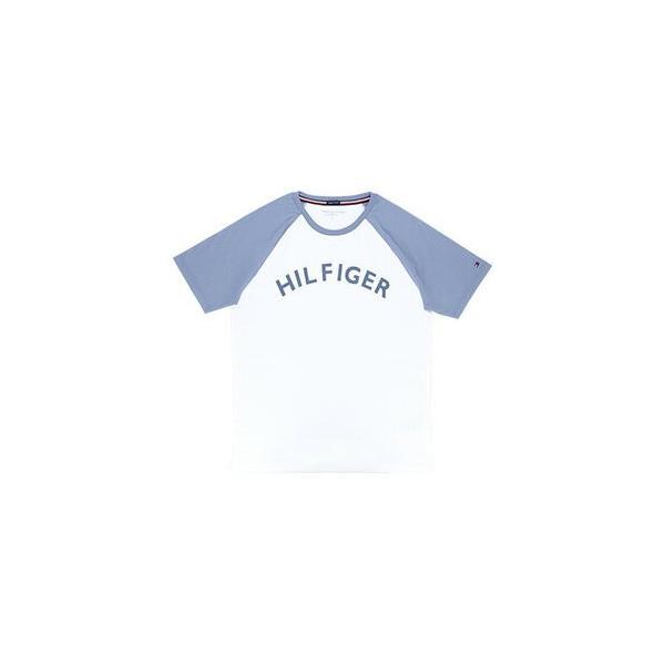 TOMMY HILFIGER トミーヒルフィガー Tシャツ コットン ロゴ 半袖 【COTTON ICON】 CN TEE RS LOGO メンズ ポイント10倍 glanage 09