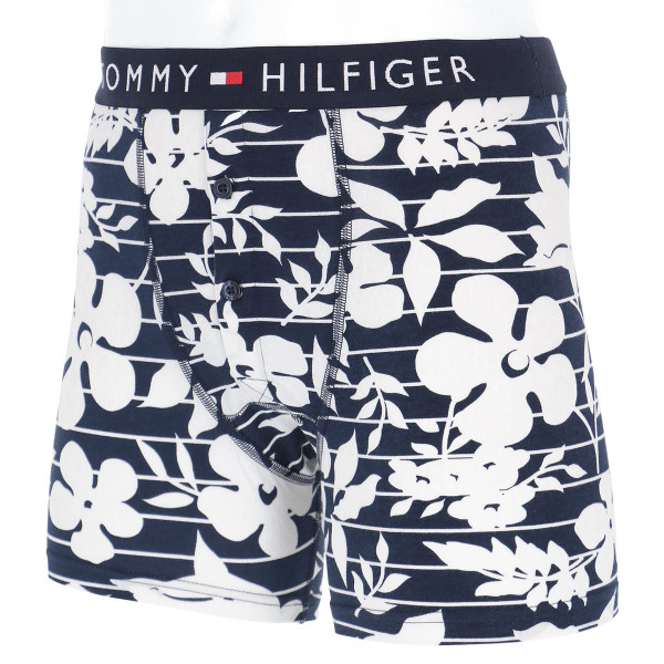 TOMMY HILFIGER トミーヒルフィガー TOMMY ORIGINAL COTTON BUTTONFLY BOXER BRIEF FLOWER PRINT ボクサーパンツ ポイント10倍 glanage 13