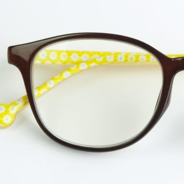 老眼鏡 おしゃれ レディース ボストン 女性 リーディンググラス シニアグラス 1.0より ブラウン ベージュ 黒 ブルー 北欧 SPC-001|glass-garden|17