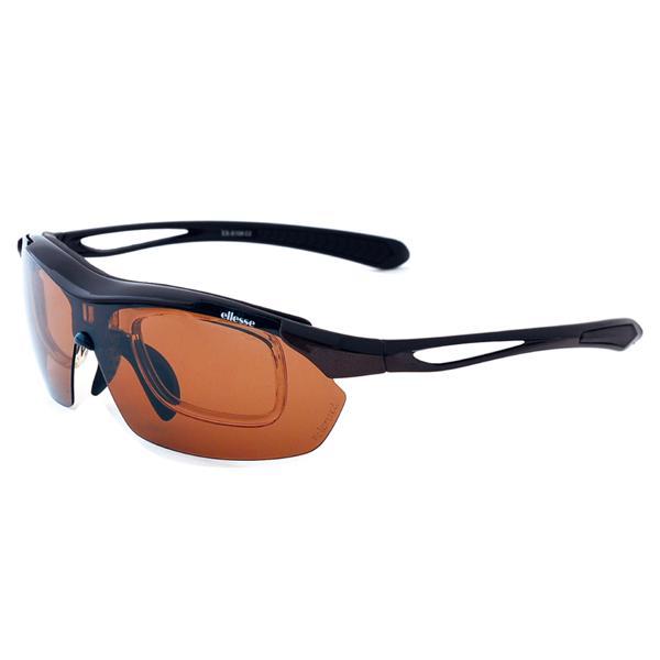 エレッセ スポーツサングラス ES-S108 度付き対応 インナーフレーム メンズ 偏光レンズ 交換レンズ5枚 ゴルフ  マラソン ランニング サイクリング 送料無料|glass-splash|05