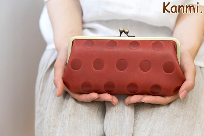 Kanmi. キャンディガマグチロングウォレット