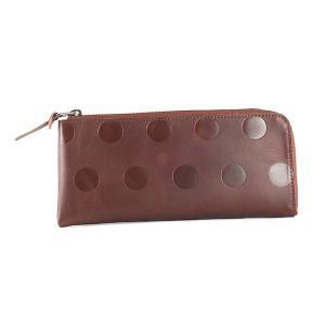 Kanmi.  カンミ キャンディL型ロングウォレット WL18-81 長財布|GLENCHECK
