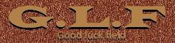 グッドラックフィールド ロゴ