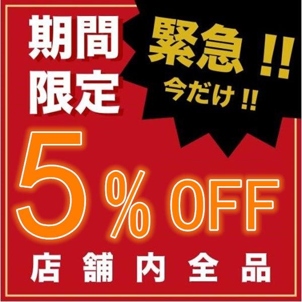 5%OFF!ストア内全品!