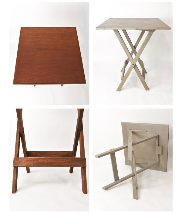 折りたたみ テーブル アンティーク 北欧 モダン 木製 机 テーブル 四角いテーブル 折りたたみ