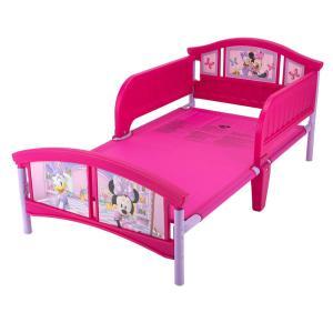 【お盆もあすつく】デルタ Delta 子供用 ベッド トドラーベッド Toddle Bed 組み立て式 幼児用 インテリア キャラクター glv 18