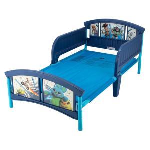 【お盆もあすつく】デルタ Delta 子供用 ベッド トドラーベッド Toddle Bed 組み立て式 幼児用 インテリア キャラクター glv 19