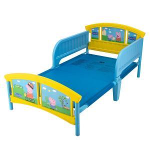 【お盆もあすつく】デルタ Delta 子供用 ベッド トドラーベッド Toddle Bed 組み立て式 幼児用 インテリア キャラクター glv 22