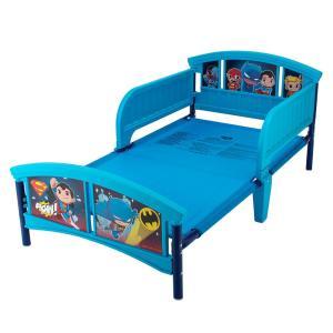 【お盆もあすつく】デルタ Delta 子供用 ベッド トドラーベッド Toddle Bed 組み立て式 幼児用 インテリア キャラクター glv 23