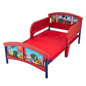 【お盆もあすつく】デルタ Delta 子供用 ベッド トドラーベッド Toddle Bed 組み立て式 幼児用 インテリア キャラクター glv 26