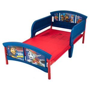 【お盆もあすつく】デルタ Delta 子供用 ベッド トドラーベッド Toddle Bed 組み立て式 幼児用 インテリア キャラクター glv 27