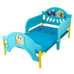 【お盆もあすつく】デルタ Delta 子供用 ベッド トドラーベッド Toddle Bed 組み立て式 幼児用 インテリア キャラクター glv 28