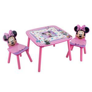 【お盆もあすつく】デルタ Delta テーブル & チェア 2脚 セット Table & Chair Set 子供部屋 キッズ 机 イス 木製 椅子|glv|20