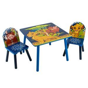 【お盆もあすつく】デルタ Delta テーブル & チェア 2脚 セット Table & Chair Set 子供部屋 キッズ 机 イス 木製 椅子|glv|23