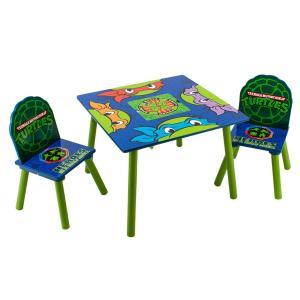 【お盆もあすつく】デルタ Delta テーブル & チェア 2脚 セット Table & Chair Set 子供部屋 キッズ 机 イス 木製 椅子|glv|26