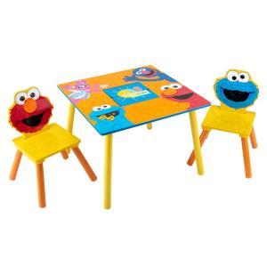【お盆もあすつく】デルタ Delta テーブル & チェア 2脚 セット Table & Chair Set 子供部屋 キッズ 机 イス 木製 椅子|glv|27